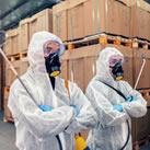 logistics commercial pest control