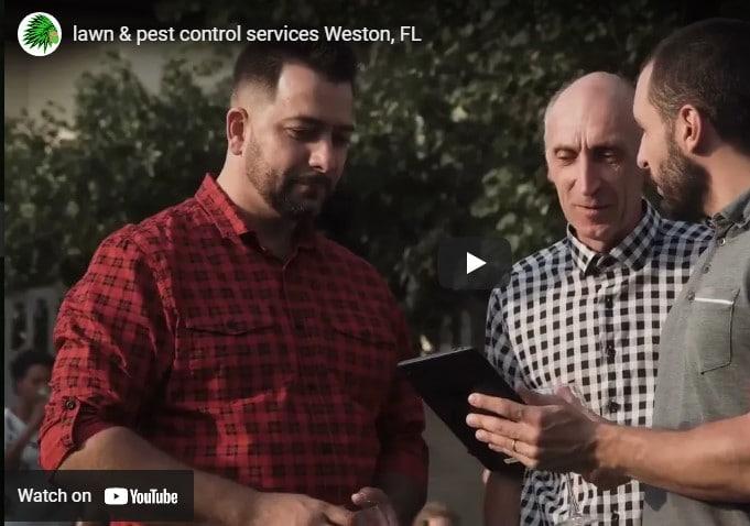 lawn care specialist weston